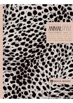 ARKIVIA+BOOKS+Animal+Style+Textures+Vol.+1+.