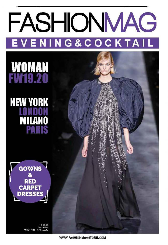 Fashion Mag Woman Evening & Cocktail