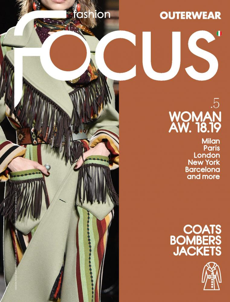 Fashion Focus Woman Outerwear