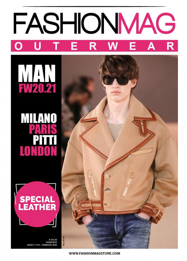 Fashion Mag Outerwear - Man