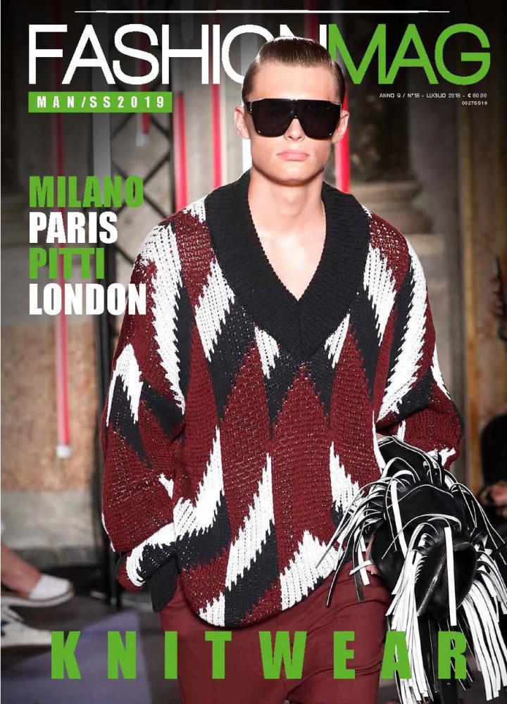 Fashion Mag Man Knitwear
