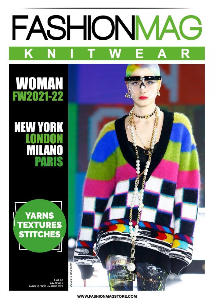 FashionMag Woman Knitwear