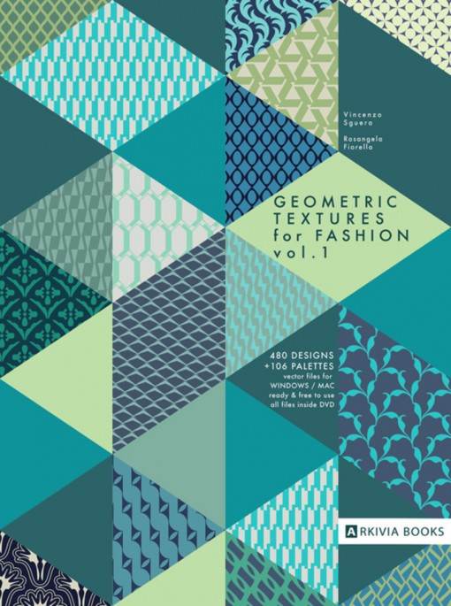ARKIVIA+BOOKS+Geometric+Textures+for+Fashion+Vol.1