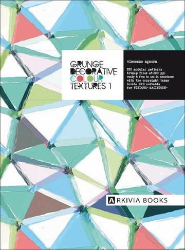 ARKIVIA+BOOKS+Grunge+Decorative+Color+Textures+Vol.1