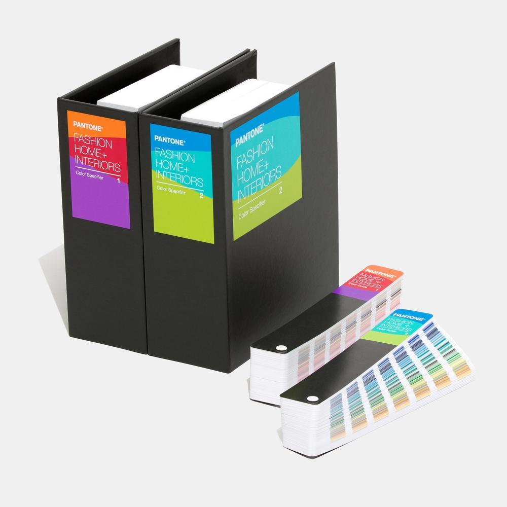 Pantone® FHI Color Specifier & Color Guide Set
