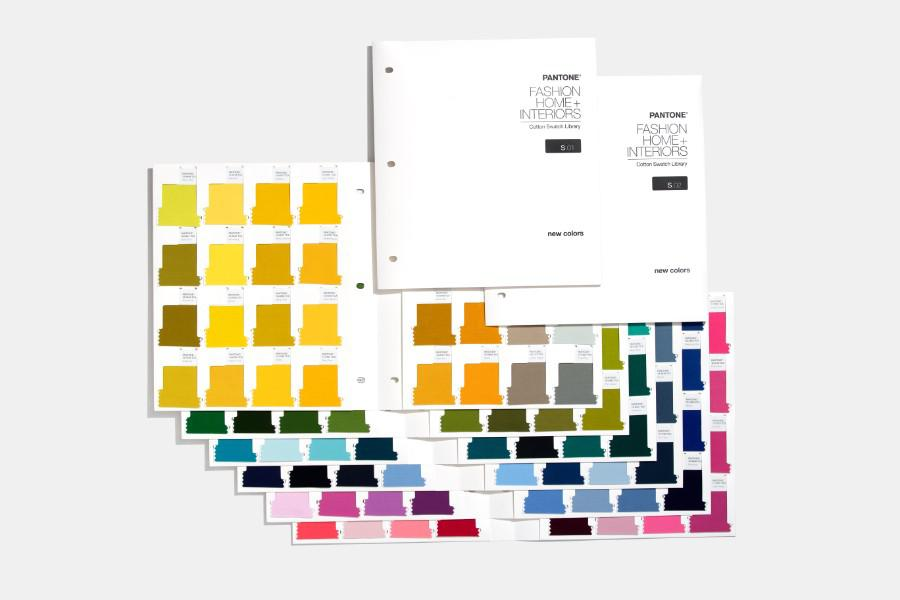 Pantone%26reg%3B+FHI+315+NUOVI+COLORI%21+Cotton+Swatch+Library+Supplemento