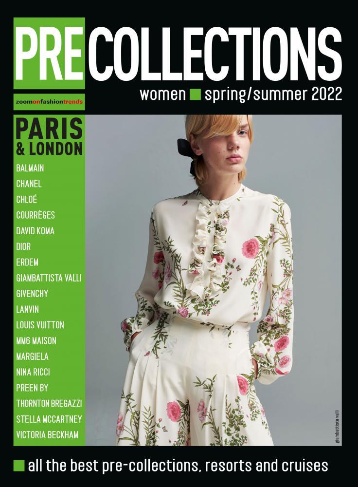 Precollections+Paris+London