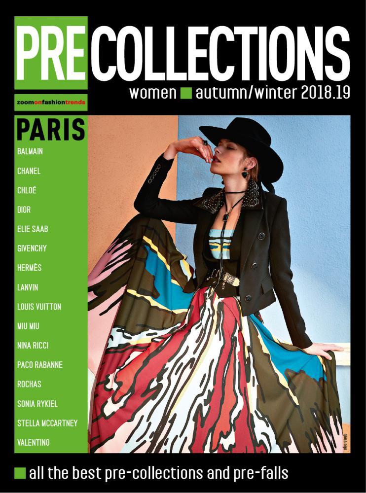 Precollections+Paris