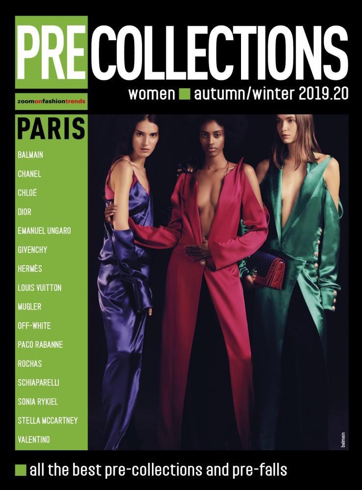 Precollections Paris