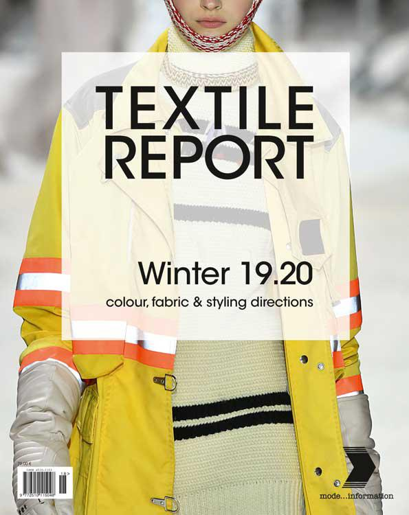 Textile Report 4/2018