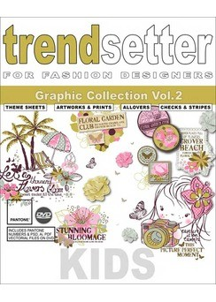 Trendsetter+Kids+Graphic+Collection+Vol.2++incl.+dvd